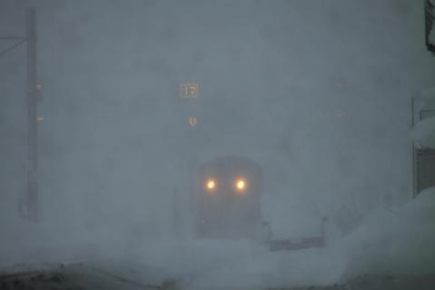 DD51 1086 吹雪