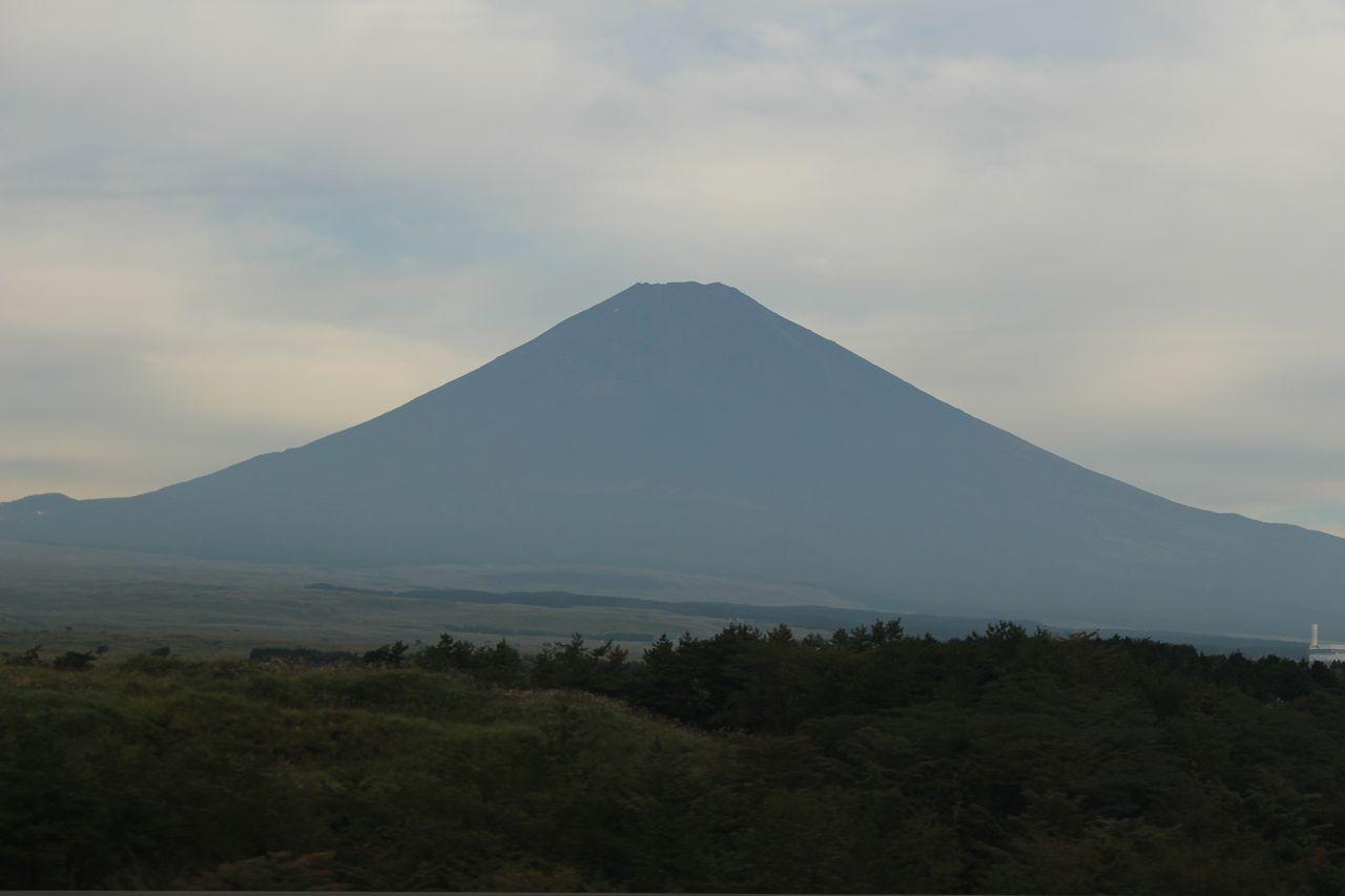 富士山_関東旅行