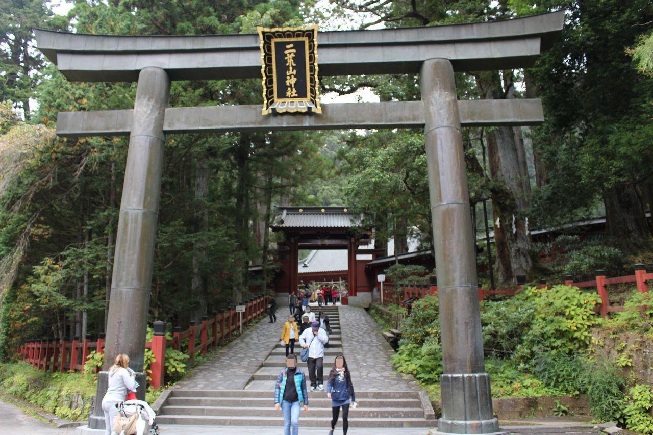 二荒山神社-1