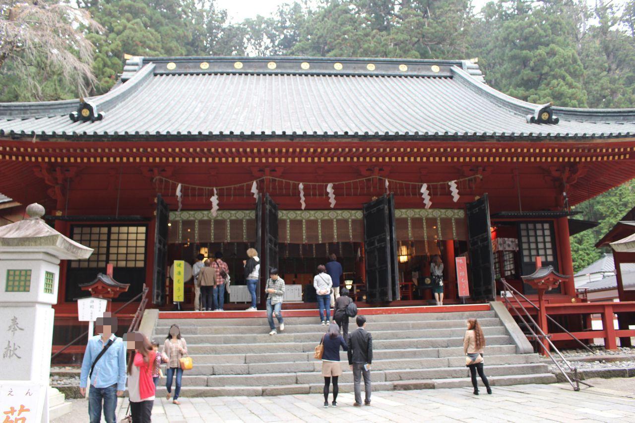 二荒山神社-2
