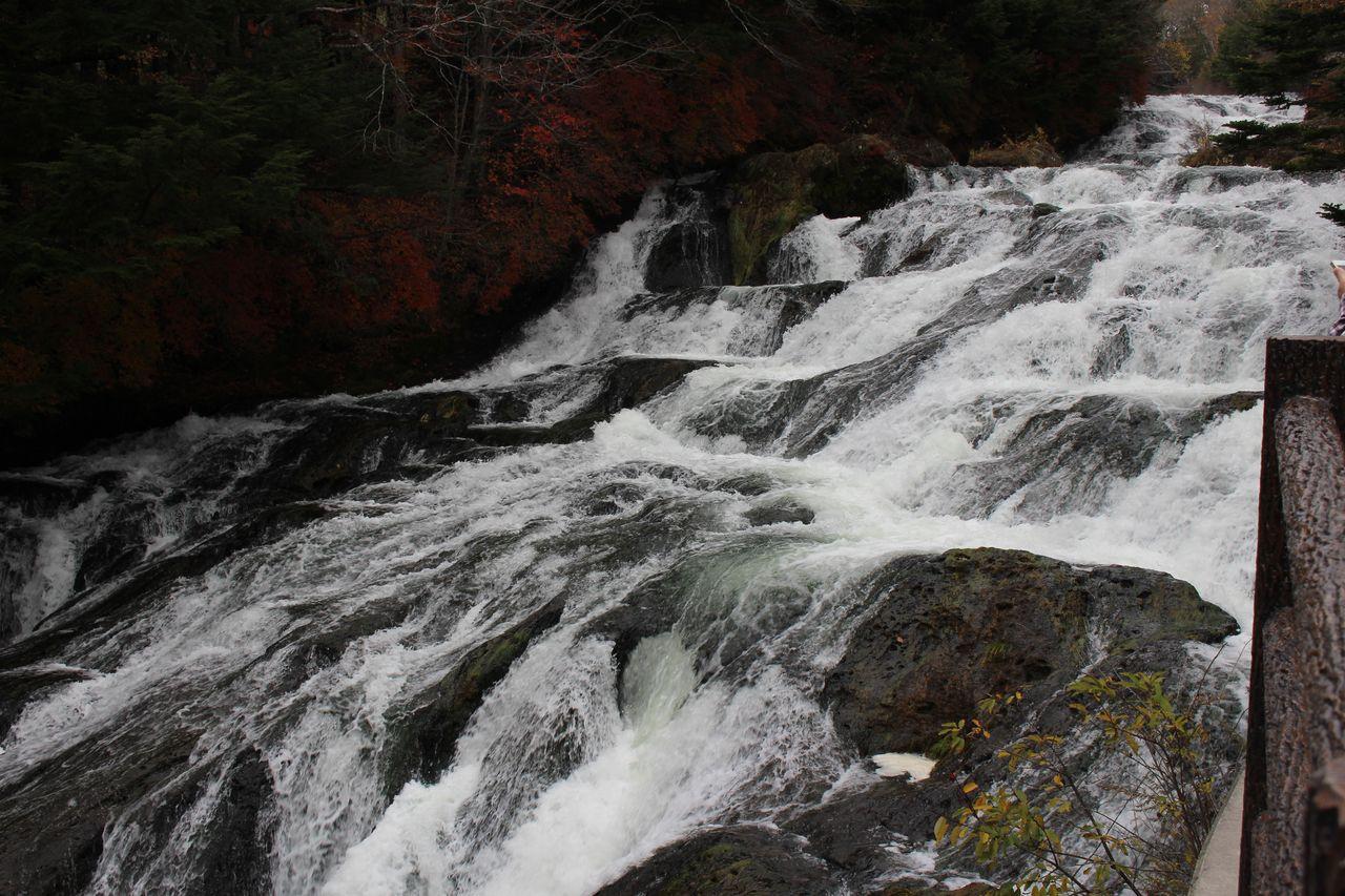 竜頭の滝-2