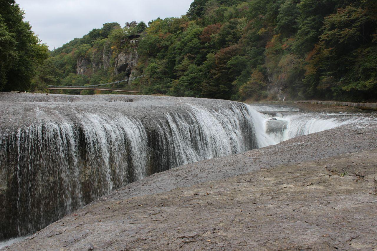 吹割の滝-1