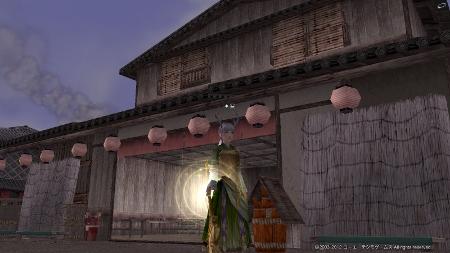 酒場と仏門