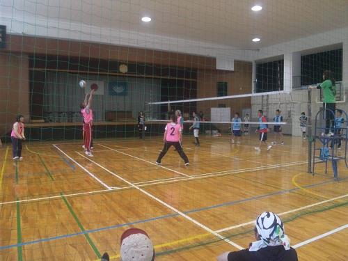 2012.6.3バレー大会 (1)