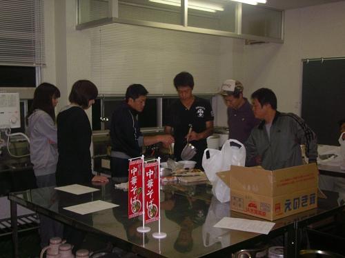 雪匠ラーメン2012試作会 (1)