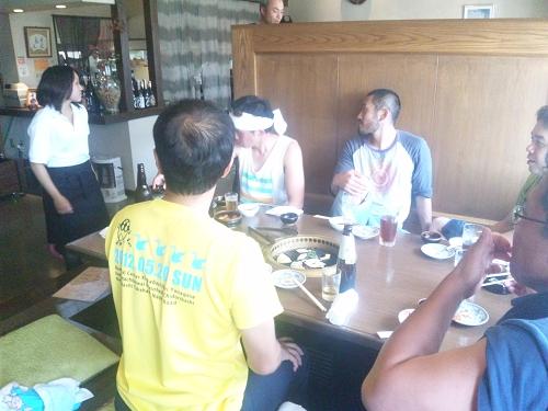 消防操法岐阜県大会2012年7月18日会場訓練in羽島 (8)