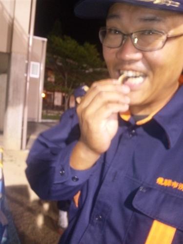 2012.8.3_訓練最終日