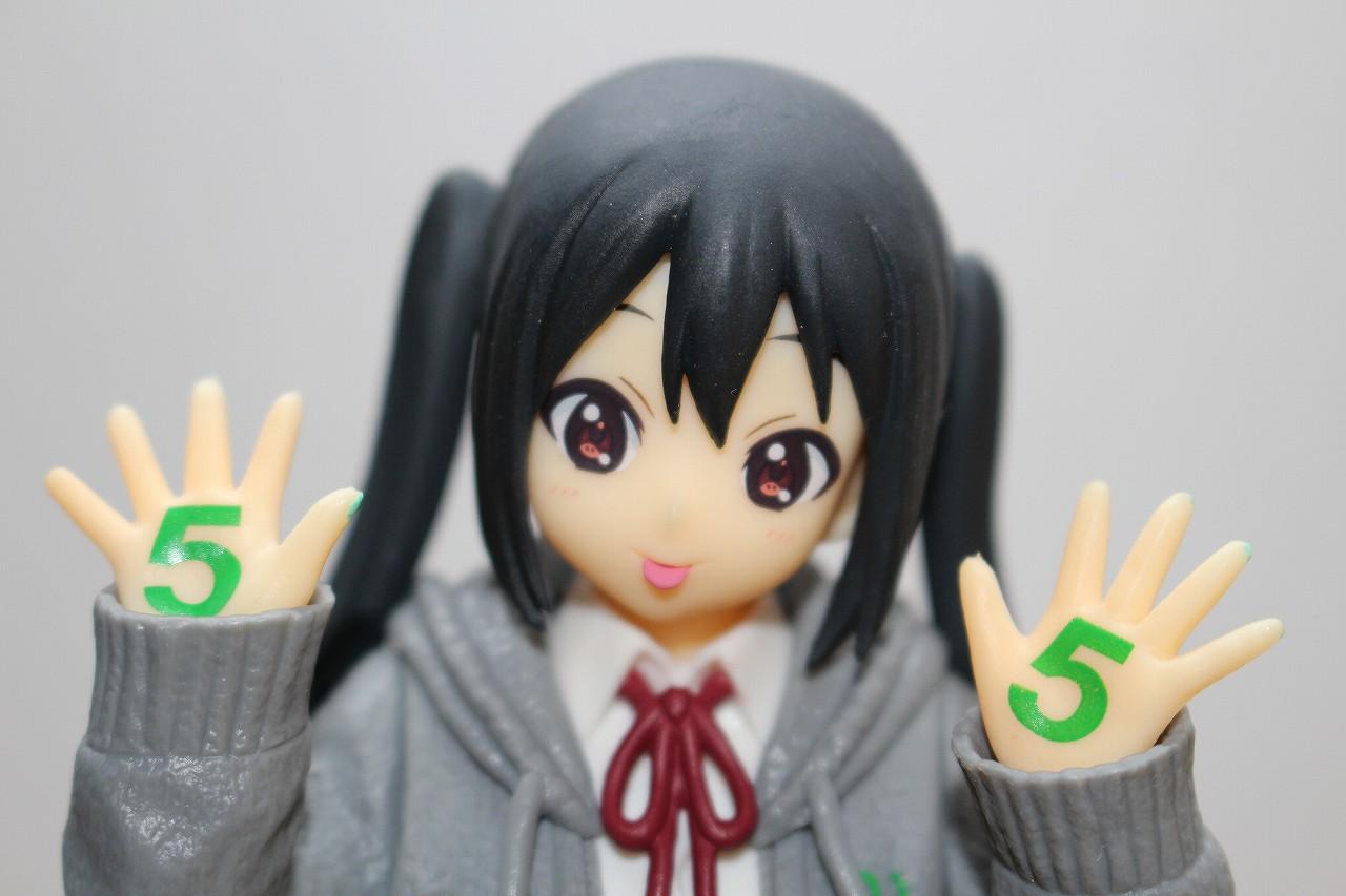 けいおん!5thあにばーさりー♪「中野梓」プライズ フィギュア 03