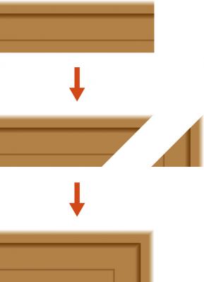巾木の収め方
