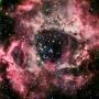 薔薇星雲中心部