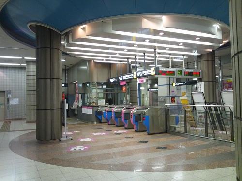 埼玉高速鉄道:鳩ヶ谷駅