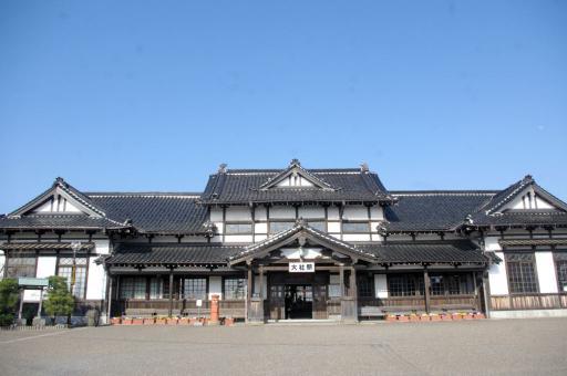 旧国鉄大社駅