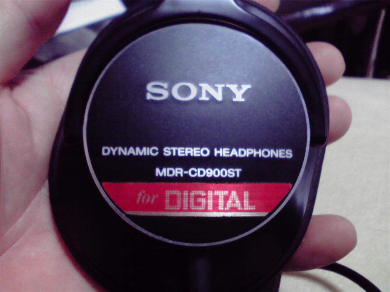 MDR-CD900ST 01