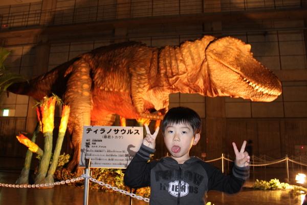 岡山大恐竜博2013
