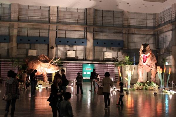 岡山大恐竜博2013①