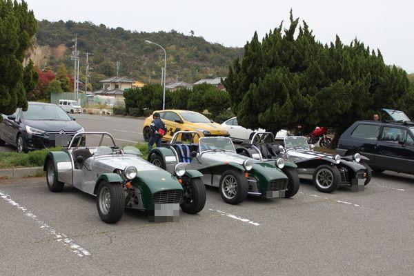 瀬戸内与島ヨーロッパ車ミーティング2013⑤