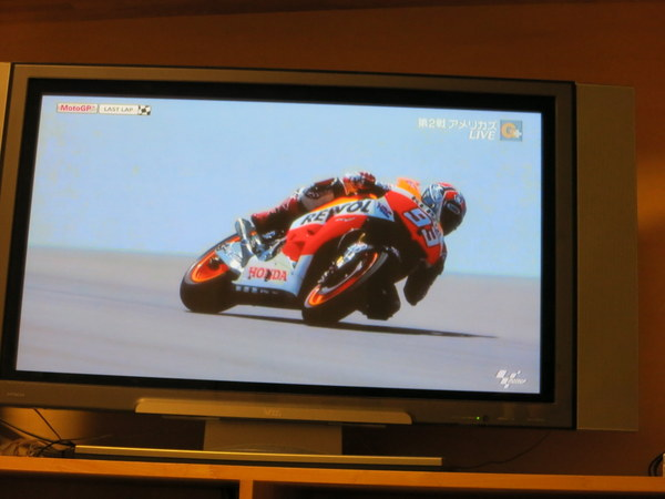 MotoGP2013第2戦