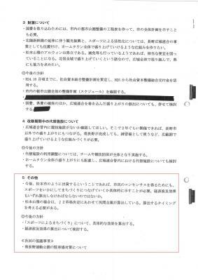 2012.4.24副市長プロジェクト会議録
