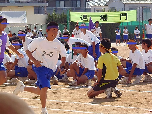 2012体育祭