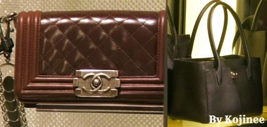 Chanel bag×2