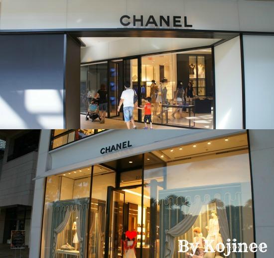 Chanel waikiki Alamoana