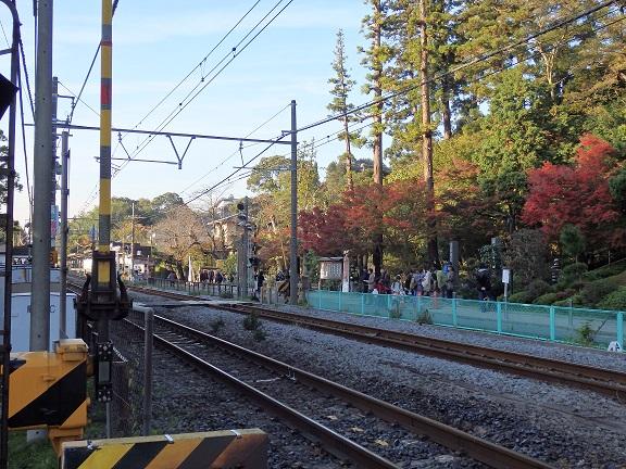 円覚寺と北鎌倉駅 2014秋