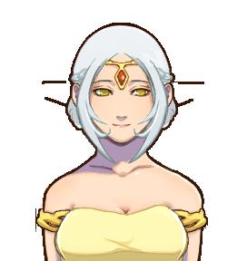 エルフの姫(人間)-2
