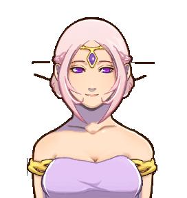 エルフの姫(人間)-3