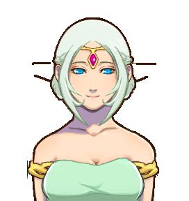 エルフの姫(人間)-4