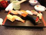 中華街のお寿司屋さん
