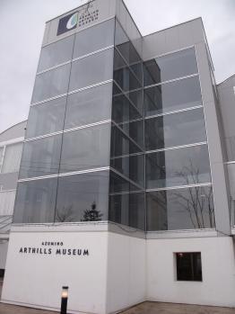 安曇野アートヒルズミュージアム