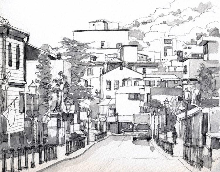 神戸北野町 グリザイユ (750x587)