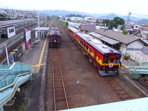 わたらせ渓谷鐵道トロッコの旅2014-218