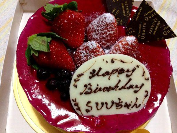2012お誕生日ケーキ!!