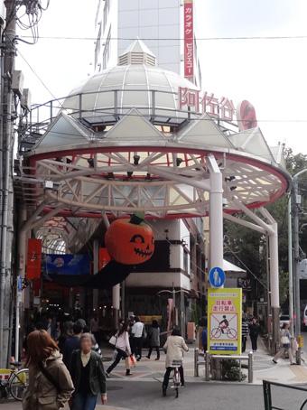 阿佐ケ谷駅周辺01