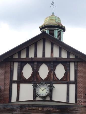 原宿駅の時計