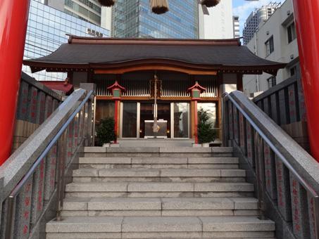 日比谷神社5
