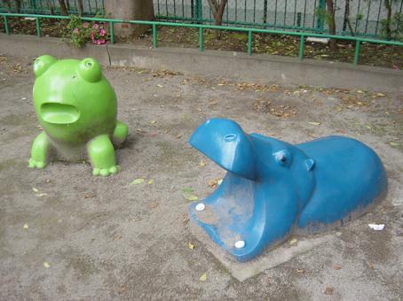 北青山三丁目児童遊園5