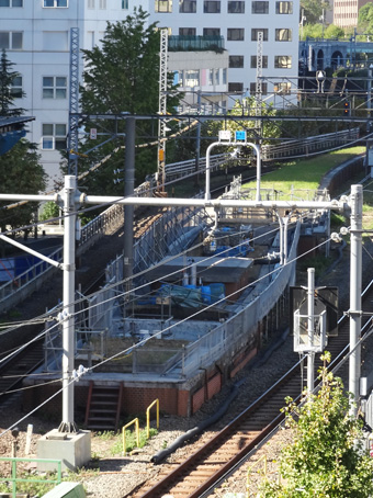 万世橋駅跡10