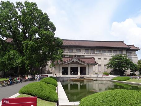国立博物館本館01