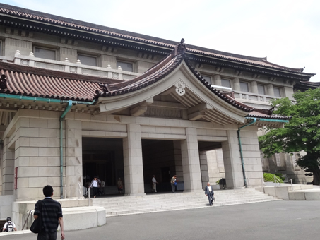 国立博物館本館02
