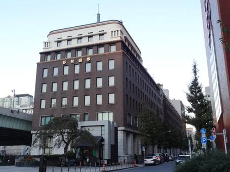 野村證券本社ビル1