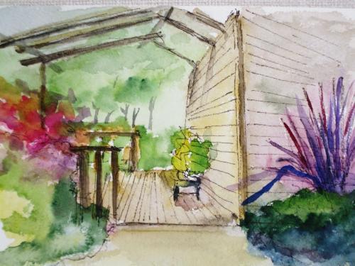 ガーデン ハウス