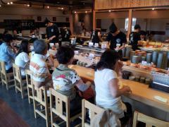 開店寿司(風景)
