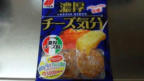 濃厚チーズ気分