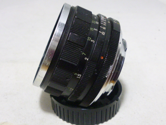 AUTO ROKKOR-PF 1:2/55mm 2