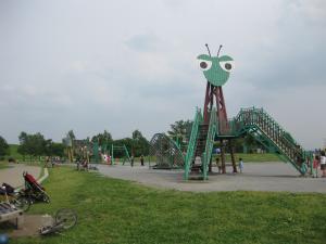 カマキリ公園