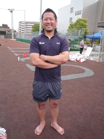 古川コーチ