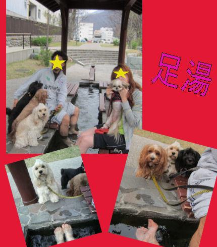 2012.4.30足湯