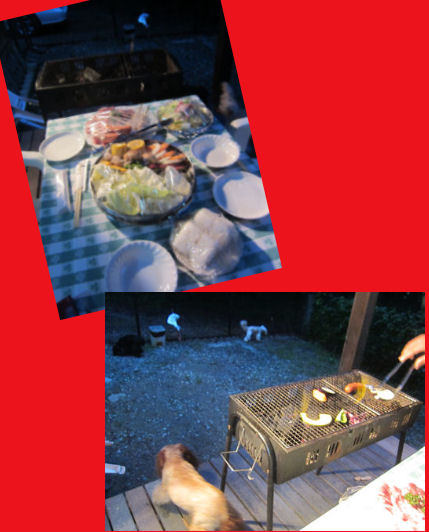 2012.8.17夜ご飯